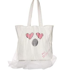 Betsey Johnson Ghost Tote
